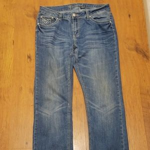 New Directions jeans size 14 med/long length
